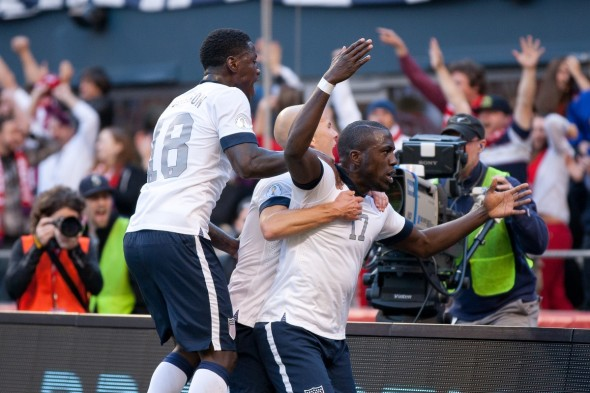 SEATTLE SIZZLE: ALTIDORE'S LATEST GOAL POWERS U.S. PAST PANAMA IN QUALIFIER