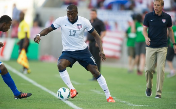 ALTIDORE CONTINUES BLISTERING TEAR, LIFTING U.S. PAST HONDURAS IN QUALIFIER
