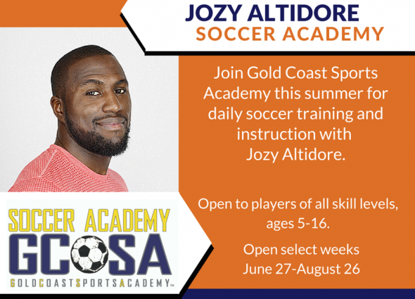 ALTIDORE PARTNERING WITH TOP GROUP, BRINGING CAMPS TO N.Y.-N.J. REGION
