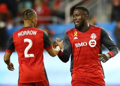 MLSSOCCER.COM: ALTIDORE, TORONTO FC SEAL SUPPORTERS' CUP WITH STELLAR WIN