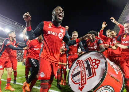 MLSSOCCER.COM: ALTIDORE, TORONTO FC RELISH TAKING FIRST SUPPORTERS' SHIELD