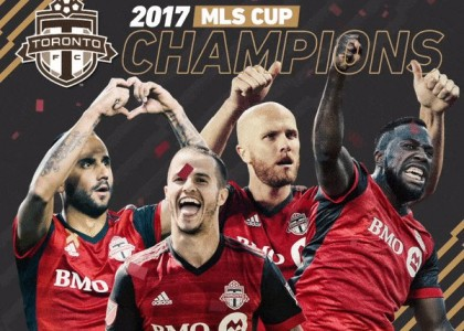 MLSSOCCER.COM: ALTIDORE'S HUGE GOAL CATAPULTS TORONTO FC TO FIRST MLS CUP